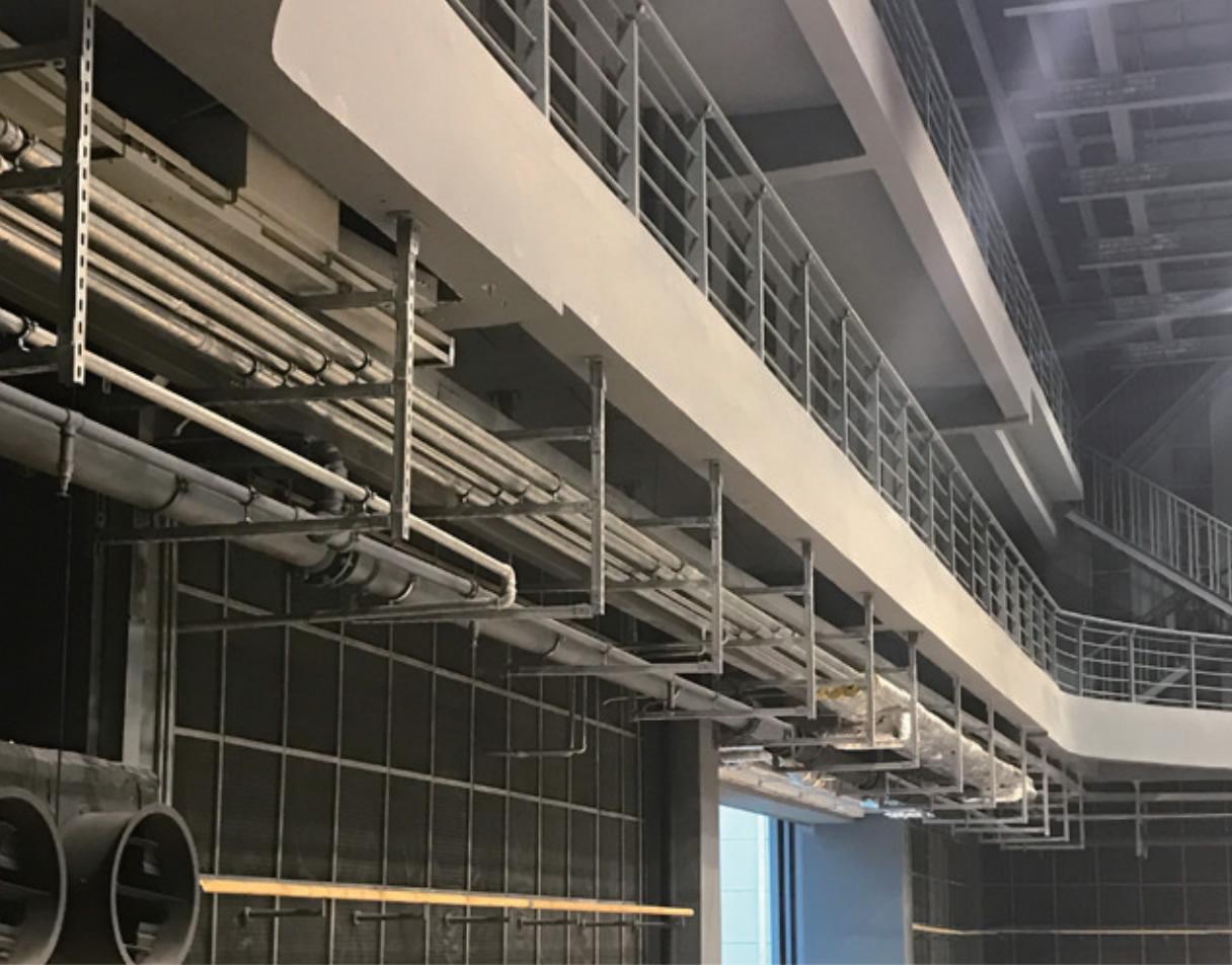 专业定制管廊支吊架公司