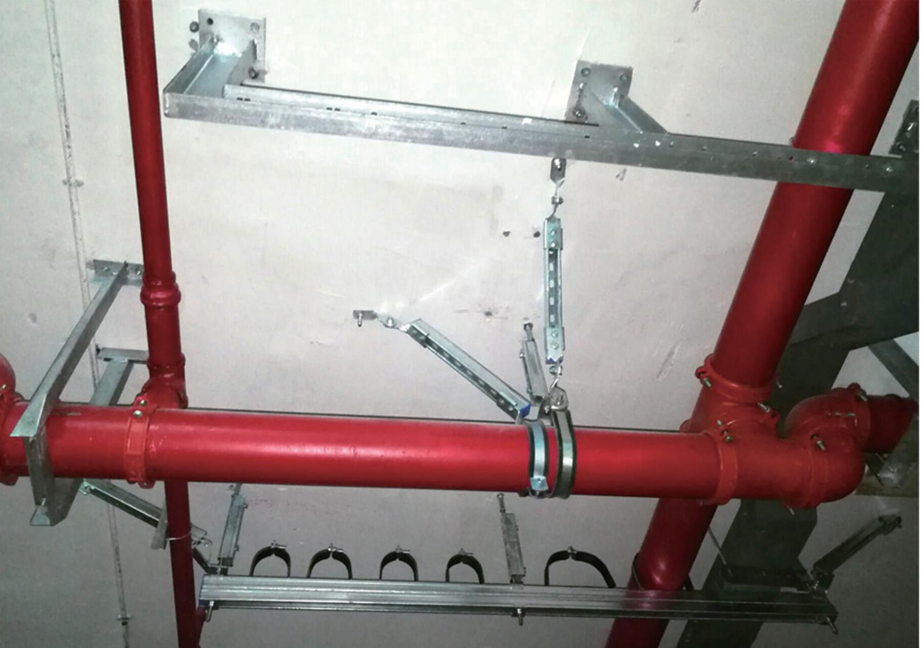 管道支座支吊架价格多少