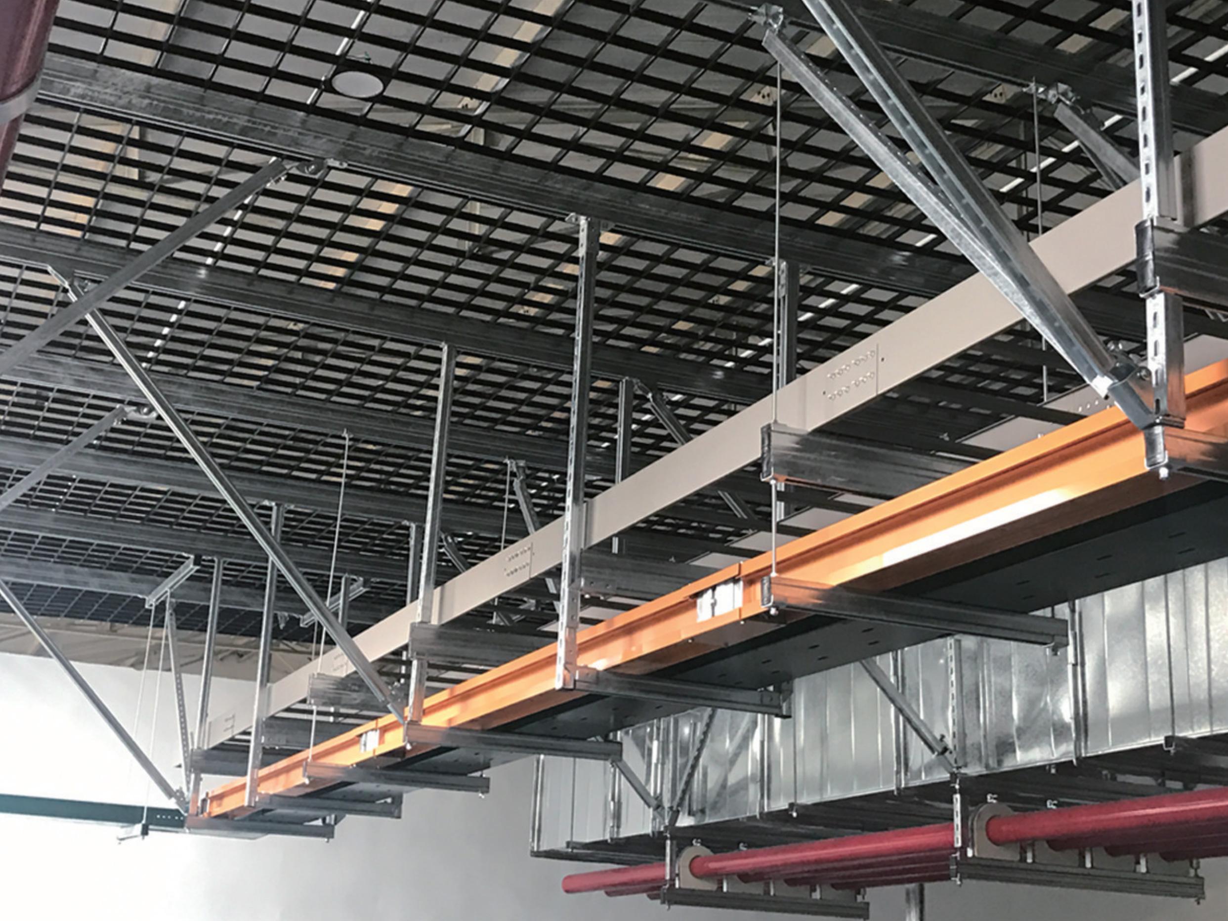 优质组合式支吊架图片