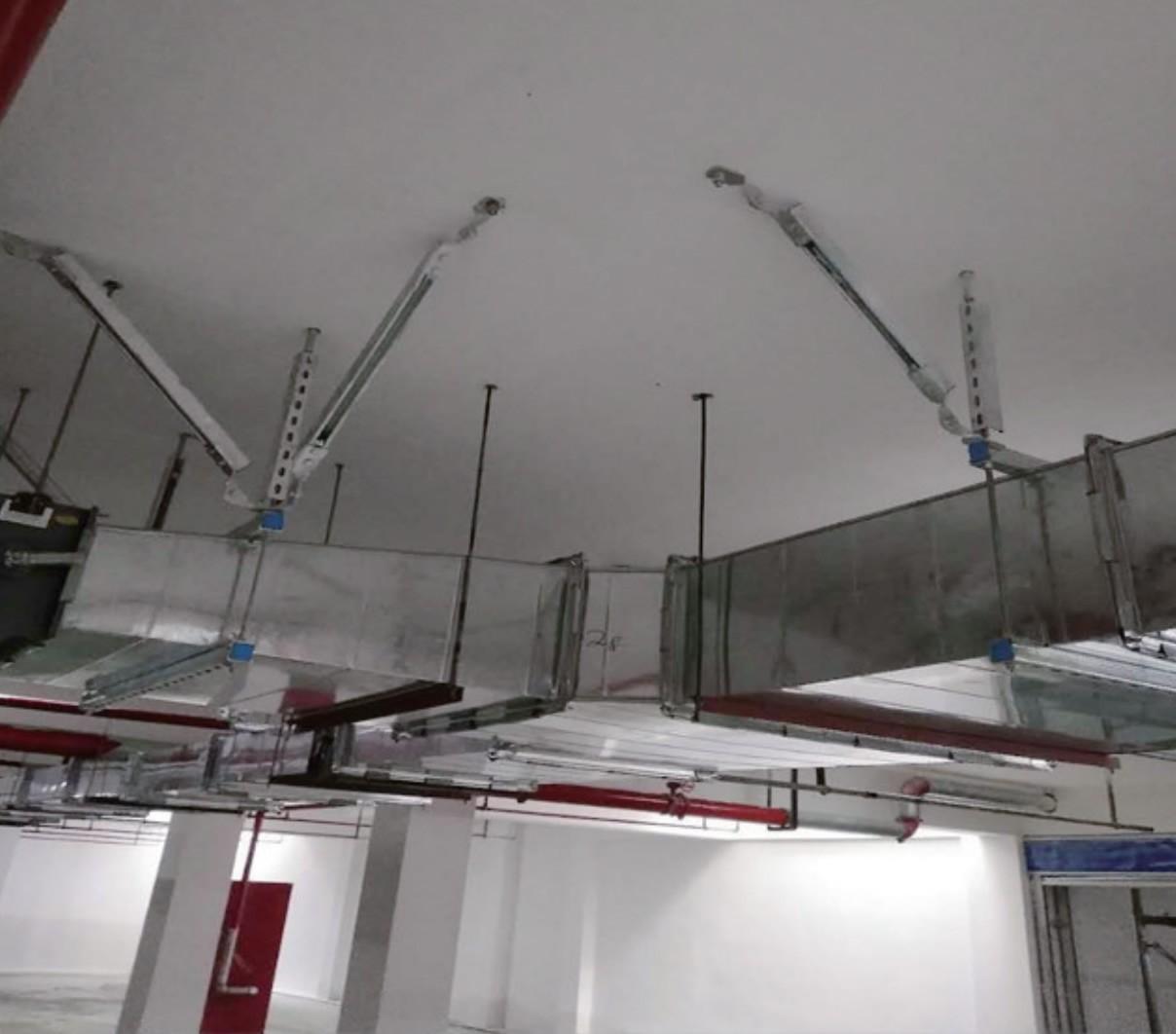 管廊支吊架产品的生产与功能