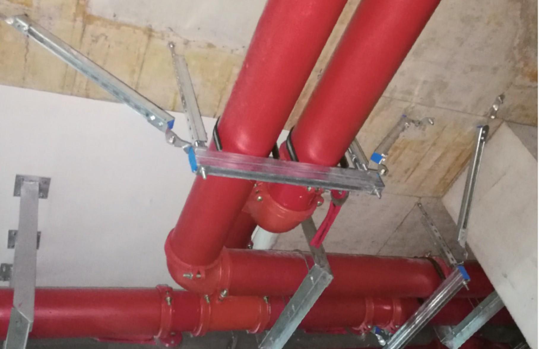 隧道支吊架产品特性和使用方法