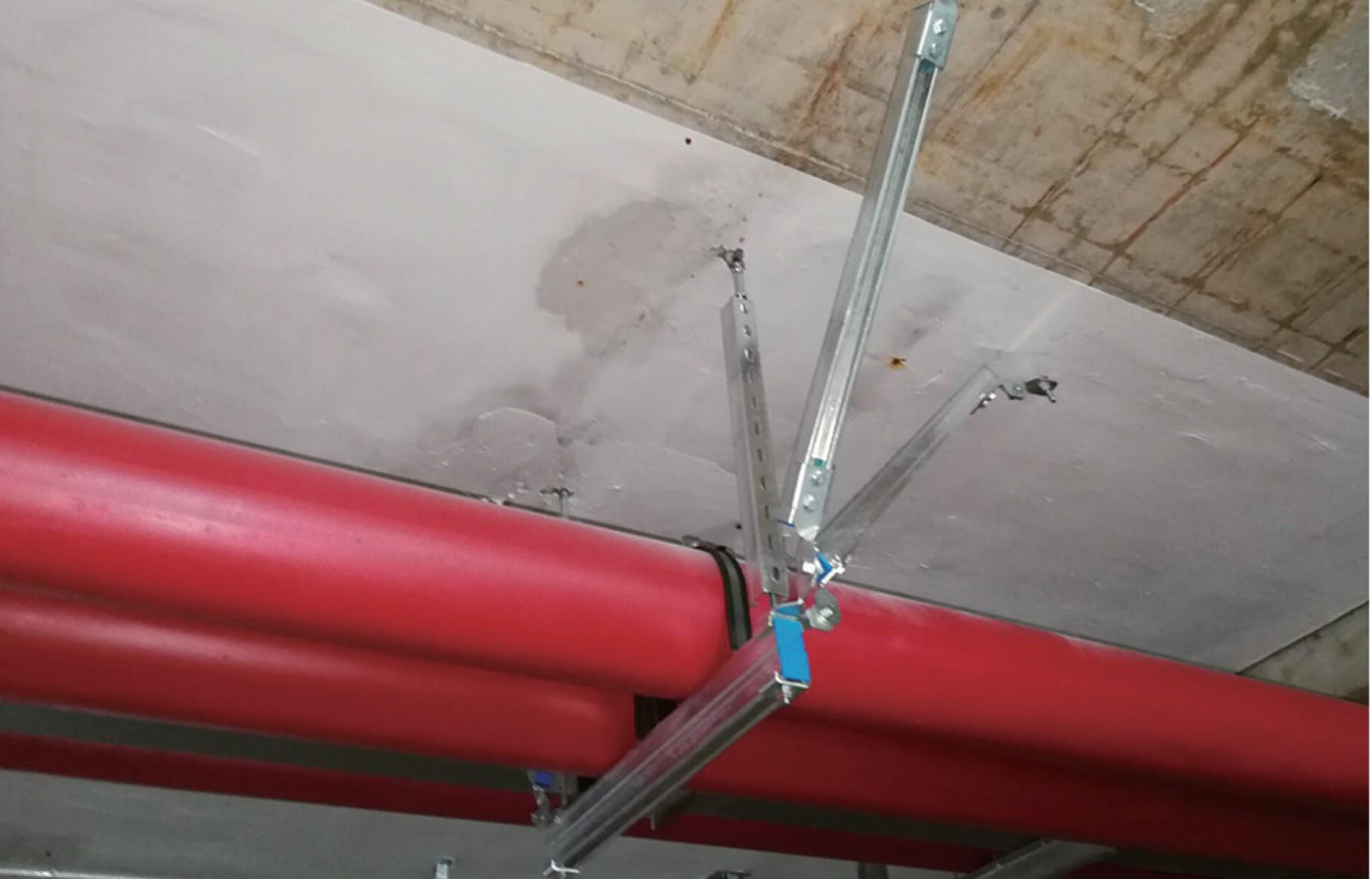 隧道支吊架各类产品的不同点
