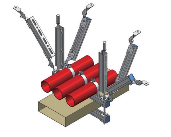隧道支吊架产品问题的原理和解决