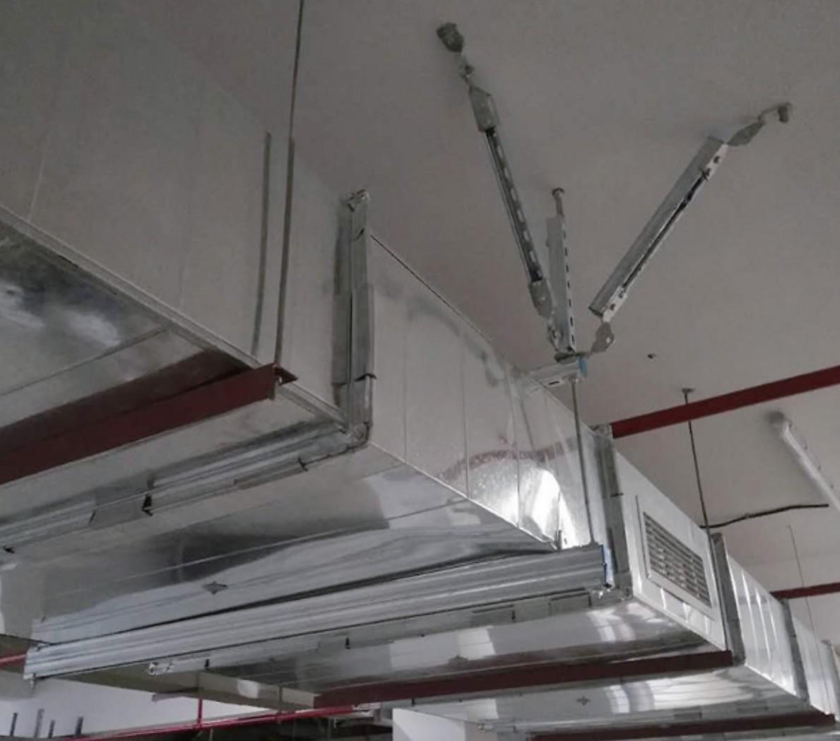 抗震支架产品使用的注意事项