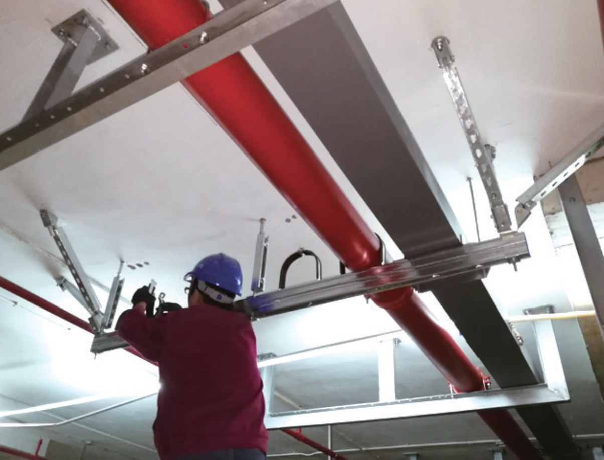 隧道支吊架产品使用中的长处与弱点