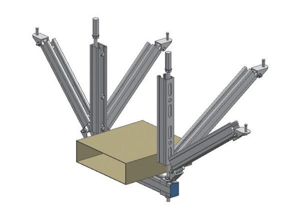 地铁支吊架产品的广泛应用情况