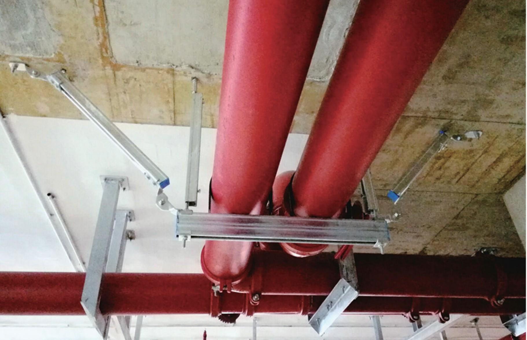 装配式支吊架产品问题的原理和解决