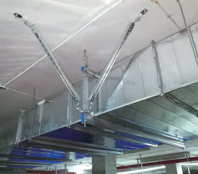 成品支吊架产品特性和使用方法
